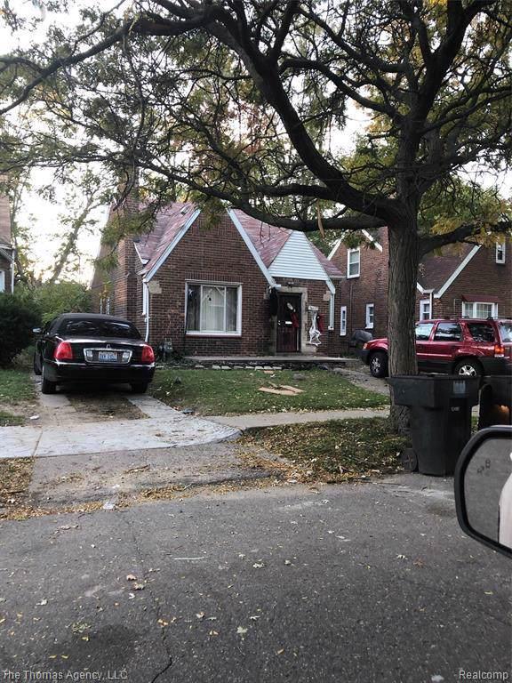 16663 Cruse St, Detroit, MI 48235 (MLS #R219107453) :: Berkshire Hathaway HomeServices Snyder & Company, Realtors®