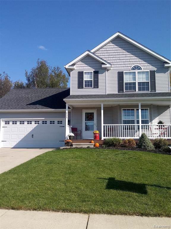 335 Cimarron Dr, Howell, MI 48855 (MLS #R219107936) :: Berkshire Hathaway HomeServices Snyder & Company, Realtors®