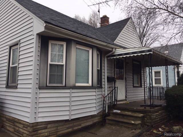 12200 Wayburn St, Detroit, MI 48224 (MLS #R219111758) :: Berkshire Hathaway HomeServices Snyder & Company, Realtors®