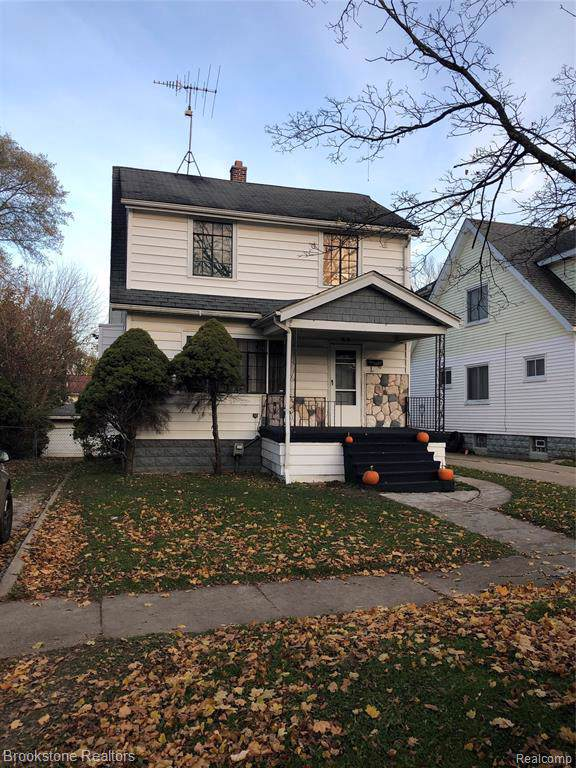279 S Marshall St, Pontiac, MI 48342 (MLS #R219116127) :: Berkshire Hathaway HomeServices Snyder & Company, Realtors®