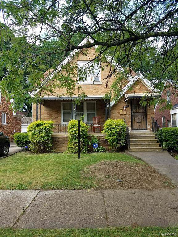 5291 Devonshire Rd, Detroit, MI 48224 (MLS #R219116187) :: Berkshire Hathaway HomeServices Snyder & Company, Realtors®