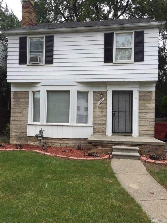 13567 Archdale St, Detroit, MI 48227 (MLS #R219116629) :: Berkshire Hathaway HomeServices Snyder & Company, Realtors®