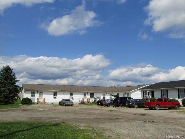 419 Connor St, Onsted, MI 49265 (MLS #R219117900) :: Berkshire Hathaway HomeServices Snyder & Company, Realtors®