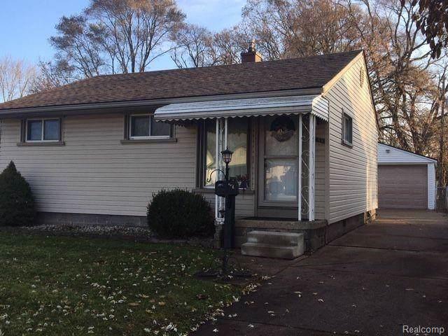 8241 Oak St, Taylor, MI 48180 (MLS #R219120069) :: Berkshire Hathaway HomeServices Snyder & Company, Realtors®