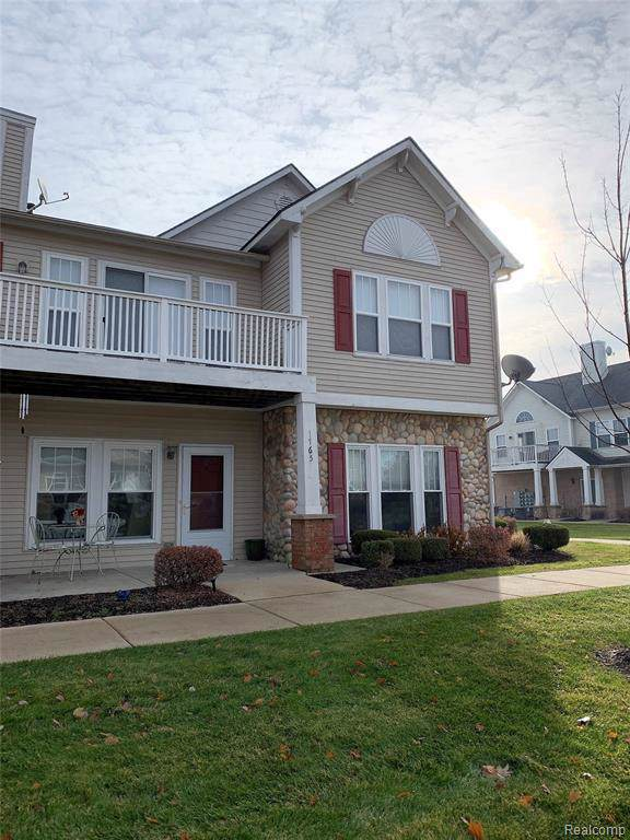 1765 Welland St, Howell, MI 48855 (MLS #R219120245) :: Berkshire Hathaway HomeServices Snyder & Company, Realtors®