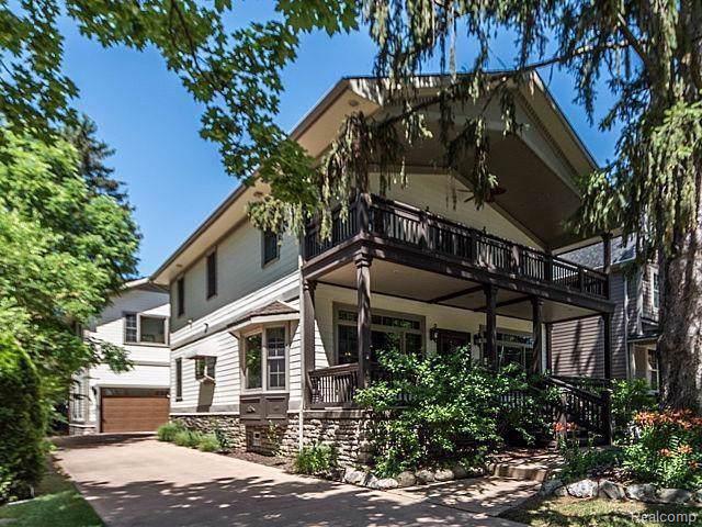 480 Orchard Dr N, Northville, MI 48167 (MLS #R219120485) :: Berkshire Hathaway HomeServices Snyder & Company, Realtors®