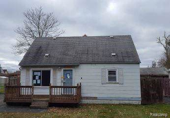 14424 Cornell St, Taylor, MI 48180 (MLS #R219120914) :: Berkshire Hathaway HomeServices Snyder & Company, Realtors®