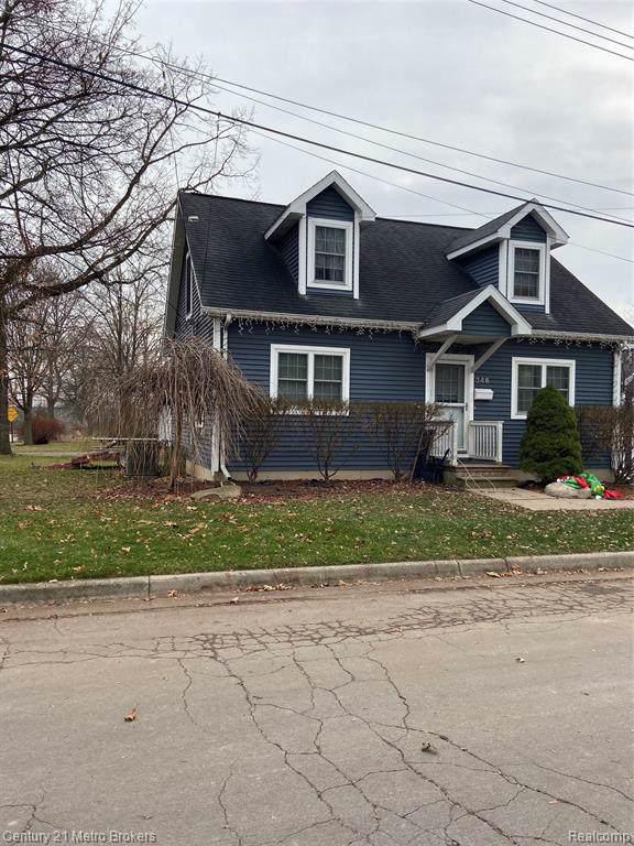 346 Eagle Pass St, Lapeer, MI 48446 (MLS #R219121308) :: Berkshire Hathaway HomeServices Snyder & Company, Realtors®