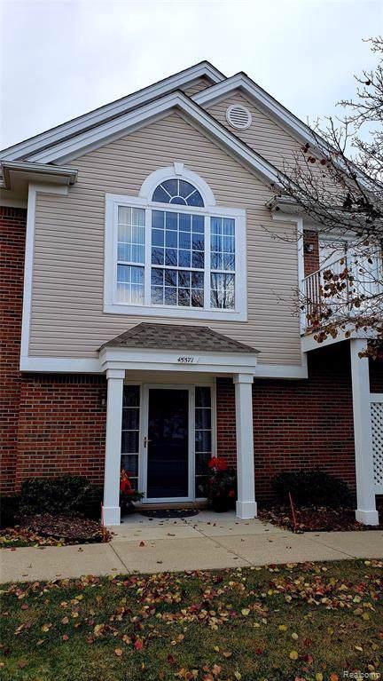 45571 Heather Ridge Dr, Macomb, MI 48044 (MLS #R219122308) :: Berkshire Hathaway HomeServices Snyder & Company, Realtors®