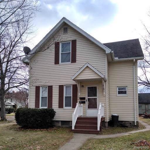 1815 E Ganson, Jackson, MI 49202 (MLS #R2200004303) :: Berkshire Hathaway HomeServices Snyder & Company, Realtors®
