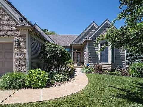 3646 Waterway Crt, Grass Lake, MI 49240 (MLS #R2200006345) :: Berkshire Hathaway HomeServices Snyder & Company, Realtors®