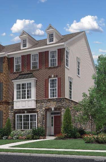 2826 Ridington Rd, Ann Arbor, MI 48105 (MLS #R2200007181) :: Berkshire Hathaway HomeServices Snyder & Company, Realtors®