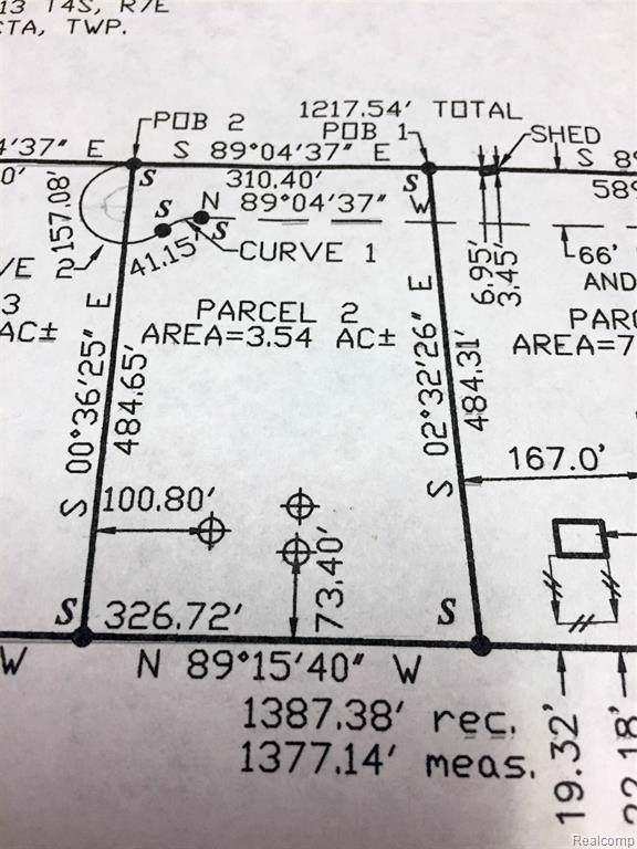10616 Heavens Gate, Willis, MI 48191 (MLS #R2200008277) :: Berkshire Hathaway HomeServices Snyder & Company, Realtors®