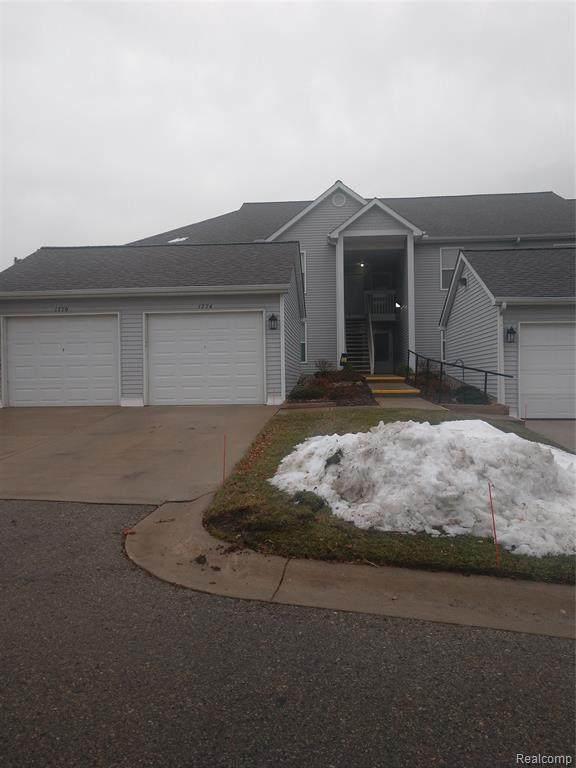 1770 Weatherstone Dr, Ann Arbor, MI 48108 (MLS #R2200010777) :: Berkshire Hathaway HomeServices Snyder & Company, Realtors®