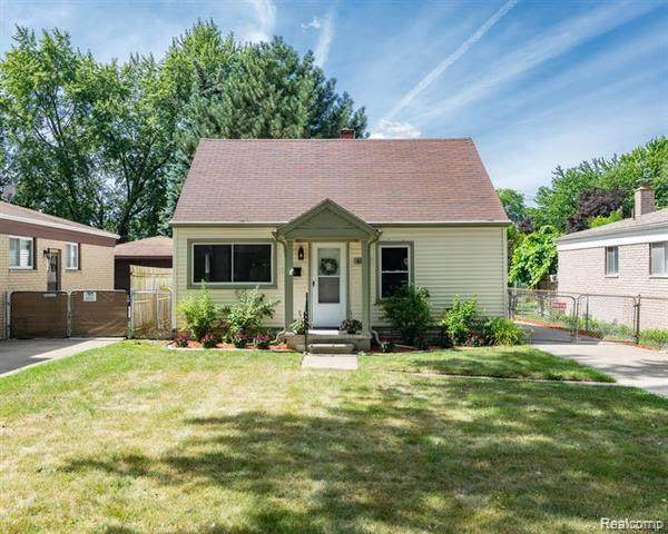 6155 Highview St, Dearborn Heights, MI 48127 (MLS #R2200012554) :: Berkshire Hathaway HomeServices Snyder & Company, Realtors®