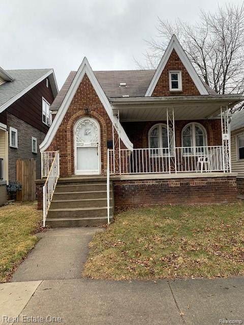 7638 Neckel St, Dearborn, MI 48126 (MLS #R2200015320) :: Berkshire Hathaway HomeServices Snyder & Company, Realtors®
