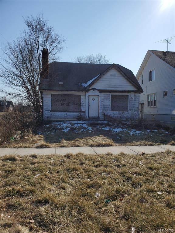14531 Lappin Street, Detroit, MI 48205 (MLS #R2200016616) :: Berkshire Hathaway HomeServices Snyder & Company, Realtors®