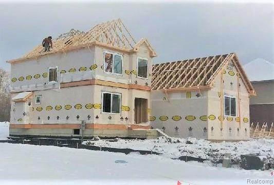 5451 Morgan Lake Dr, Glr Out Of Area, MI 48348 (MLS #R2200025407) :: Berkshire Hathaway HomeServices Snyder & Company, Realtors®