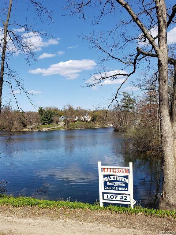 0-LOT 2 Cushing, Lake Orion, MI 48362 (MLS #R2200032660) :: Berkshire Hathaway HomeServices Snyder & Company, Realtors®