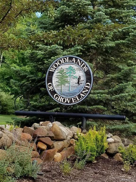 0-LOT 2 Oak Hollow, Holly, MI 48442 (MLS #R2200047736) :: Berkshire Hathaway HomeServices Snyder & Company, Realtors®