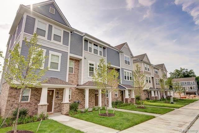 344 W Heatherdale Ln S, Ferndale, MI 48220 (MLS #R2200051611) :: Berkshire Hathaway HomeServices Snyder & Company, Realtors®