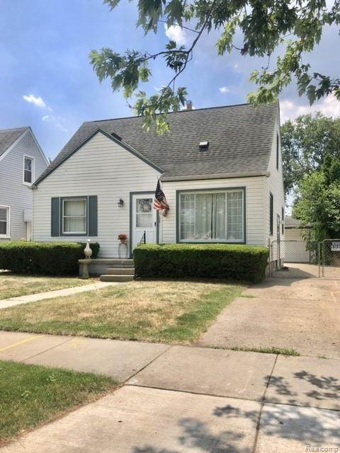 2430 Woodward Heights Hts, Ferndale, MI 48220 (MLS #R2200051688) :: Berkshire Hathaway HomeServices Snyder & Company, Realtors®