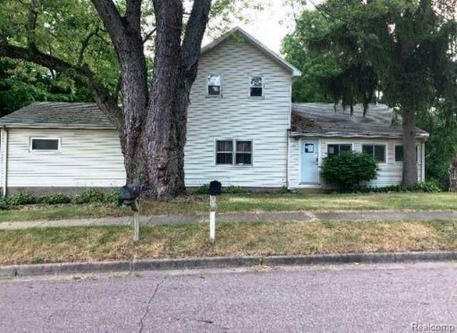 121 Monroe St, Mason, MI 48854 (MLS #R2200059300) :: Berkshire Hathaway HomeServices Snyder & Company, Realtors®