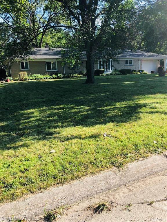 18550 Mount Vernon St, Southfield, MI 48075 (MLS #R2200061037) :: Berkshire Hathaway HomeServices Snyder & Company, Realtors®