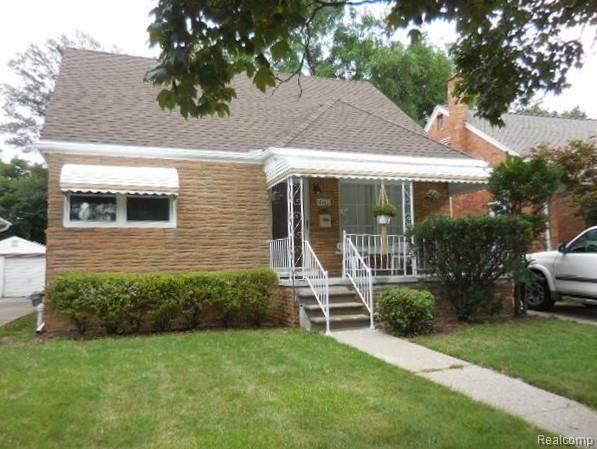 1646 Pinecrest Dr, Ferndale, MI 48220 (MLS #R2200061774) :: Berkshire Hathaway HomeServices Snyder & Company, Realtors®