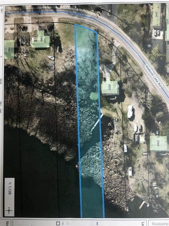 0 Watkins Lake Road, Waterford, MI 48328 (MLS #R2200062531) :: Berkshire Hathaway HomeServices Snyder & Company, Realtors®