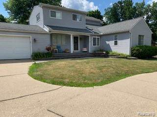 1448 Murray Dr, Waterford, MI 48327 (MLS #R2200064066) :: Berkshire Hathaway HomeServices Snyder & Company, Realtors®