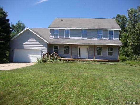 7203 N Linden Rd, Mount Morris, MI 48458 (MLS #R2200064912) :: Berkshire Hathaway HomeServices Snyder & Company, Realtors®