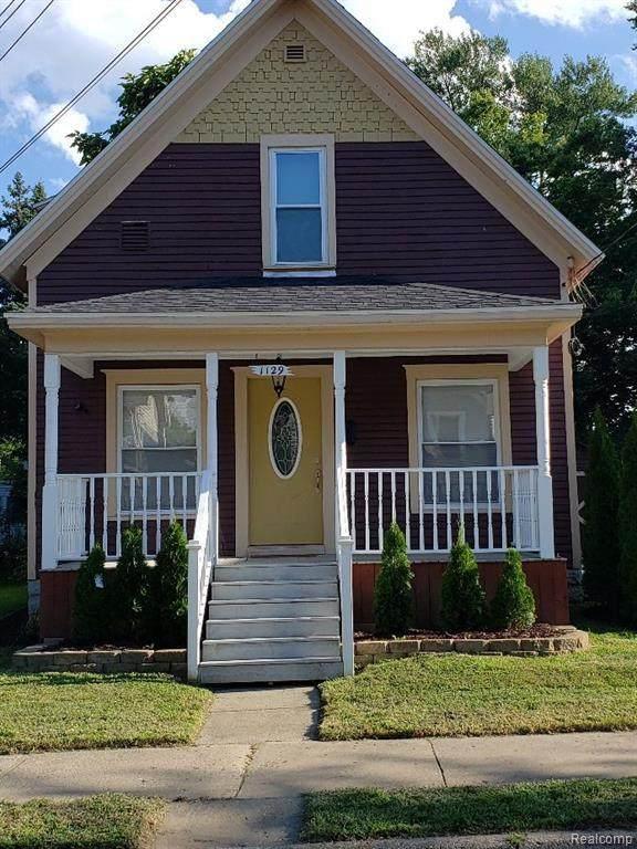 1129 Chelsea Ave, Lansing, MI 48915 (MLS #R2200067035) :: Berkshire Hathaway HomeServices Snyder & Company, Realtors®