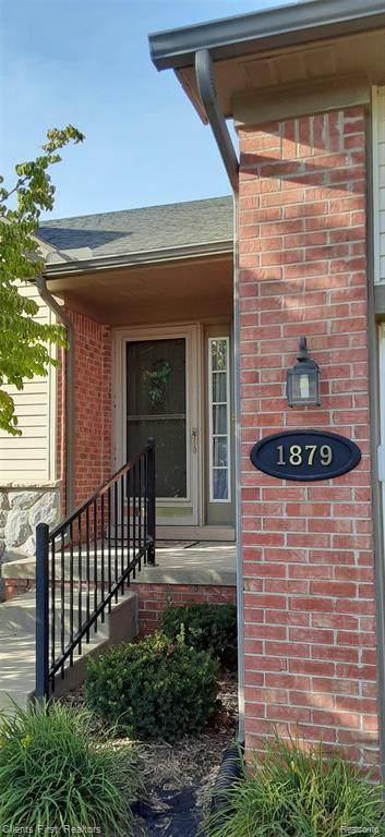 1879 Wexford Cir W, Ypsilanti, MI 48198 (MLS #R2200071877) :: Berkshire Hathaway HomeServices Snyder & Company, Realtors®