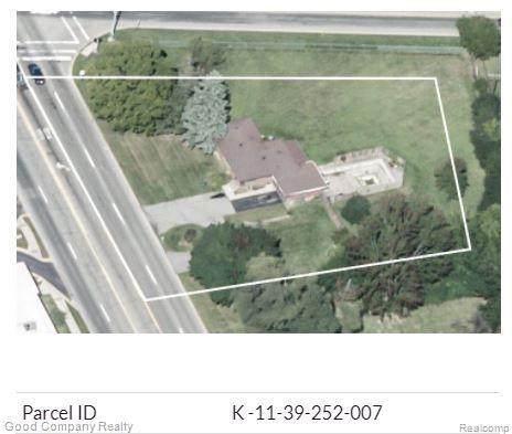 617 S Hewitt Rd, Ypsilanti, MI 48197 (MLS #R2200076147) :: Berkshire Hathaway HomeServices Snyder & Company, Realtors®