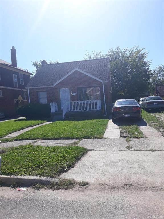 11844 Nashville, Detroit, MI 48205 (MLS #R2200076544) :: Berkshire Hathaway HomeServices Snyder & Company, Realtors®