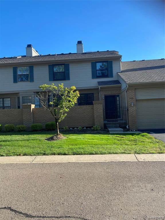 38481 Brandmill St, Farmington Hills, MI 48331 (MLS #R2200077583) :: Berkshire Hathaway HomeServices Snyder & Company, Realtors®