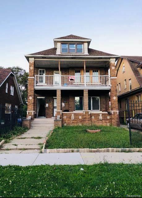5620 Lonyo St, Detroit, MI 48210 (MLS #R2200077592) :: Berkshire Hathaway HomeServices Snyder & Company, Realtors®