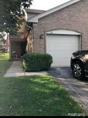 510 Tennyson, Rochester Hills, MI 48307 (MLS #R2200077646) :: Berkshire Hathaway HomeServices Snyder & Company, Realtors®