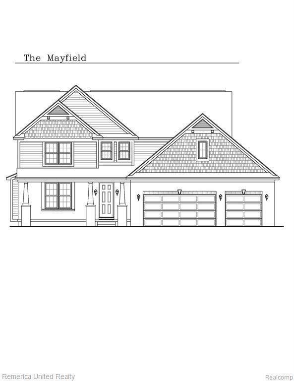 8896 Dover Crt, Livonia, MI 48150 (MLS #R2200079215) :: Berkshire Hathaway HomeServices Snyder & Company, Realtors®