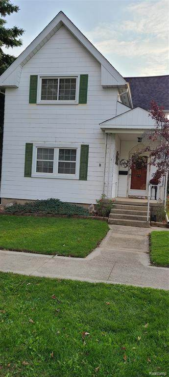 42 Brown St, Croswell, MI 48422 (MLS #R2200082832) :: Berkshire Hathaway HomeServices Snyder & Company, Realtors®