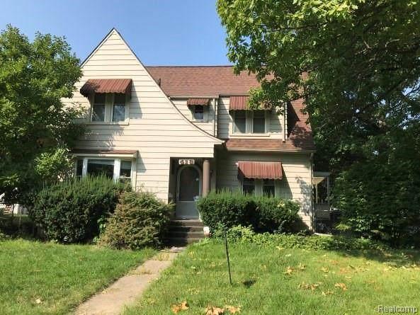 413 Marquette St, Flint, MI 48504 (MLS #R2200083252) :: Berkshire Hathaway HomeServices Snyder & Company, Realtors®