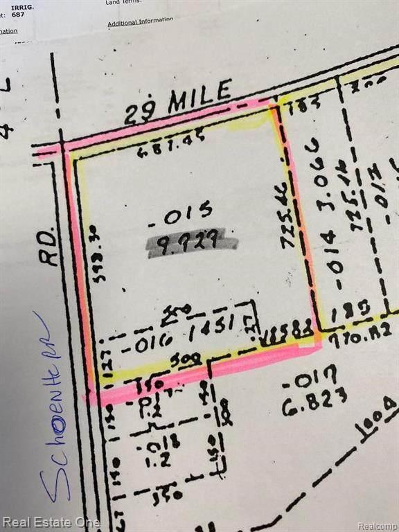 13620 29 Mile, Washington, MI 48094 (MLS #R2200083343) :: Berkshire Hathaway HomeServices Snyder & Company, Realtors®