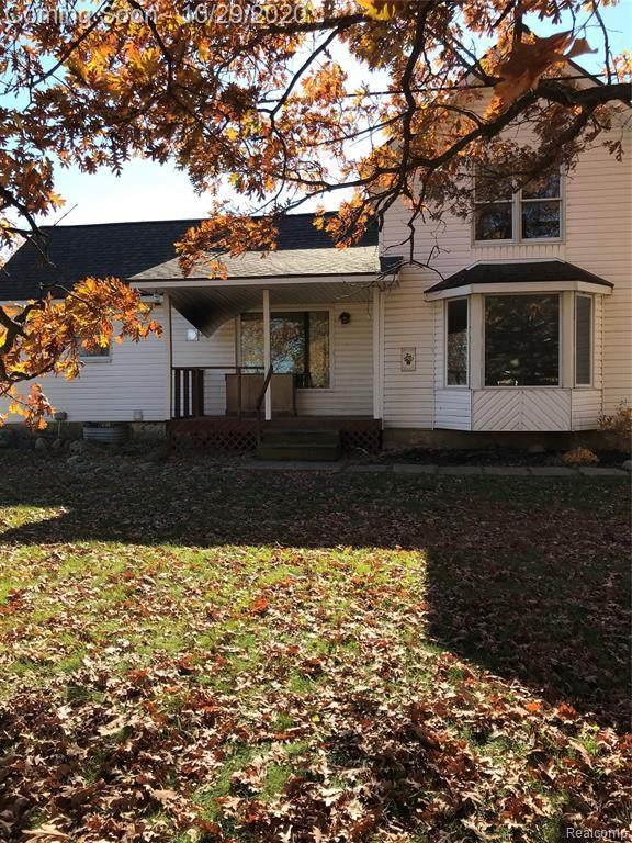 10497 Ray Rd, Gaines, MI 48436 (MLS #R2200084810) :: Berkshire Hathaway HomeServices Snyder & Company, Realtors®