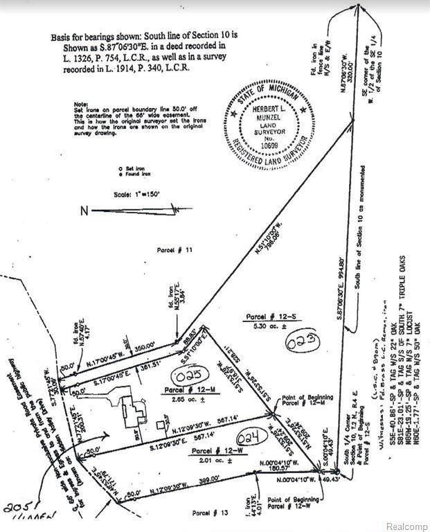 0 Hidden Valley, Howell, MI 48843 (MLS #R2200086020) :: Berkshire Hathaway HomeServices Snyder & Company, Realtors®