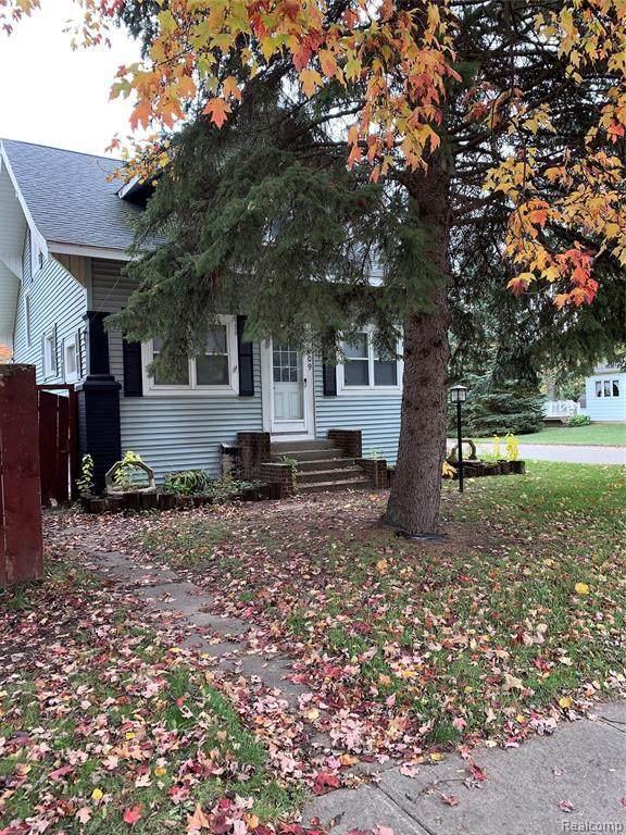 109 S Main St, Elkton, MI 48731 (MLS #R2200088576) :: Berkshire Hathaway HomeServices Snyder & Company, Realtors®