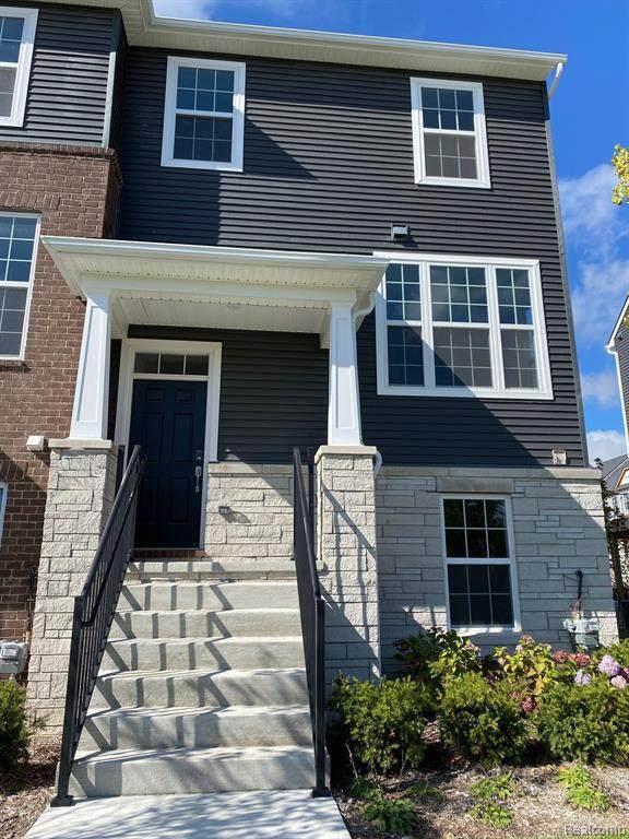 268 N Sydney Crt, Plymouth, MI 48170 (MLS #R2200095851) :: Berkshire Hathaway HomeServices Snyder & Company, Realtors®