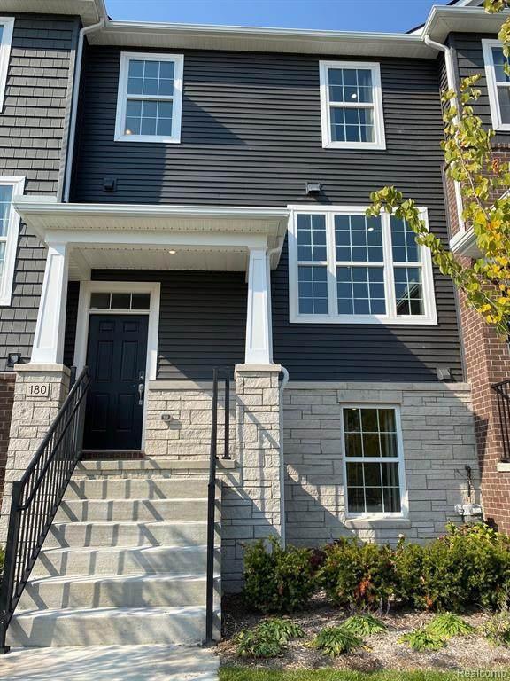239 N Sydney Crt, Plymouth, MI 48170 (MLS #R2200095860) :: Berkshire Hathaway HomeServices Snyder & Company, Realtors®