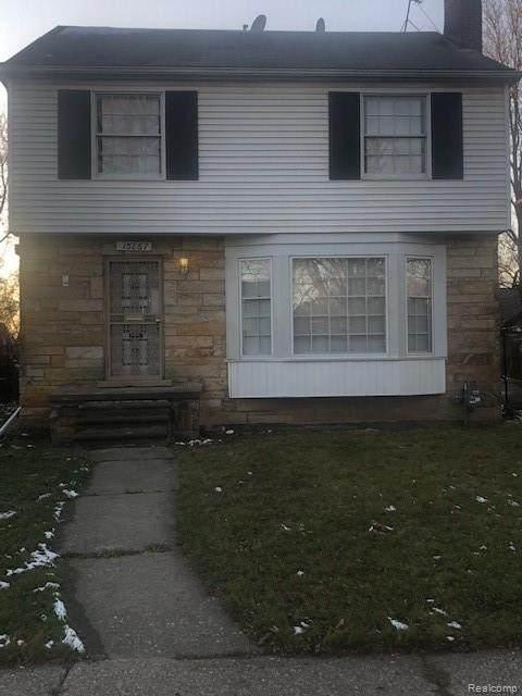 15867 Kentfield St, Detroit, MI 48223 (MLS #R2200096045) :: Berkshire Hathaway HomeServices Snyder & Company, Realtors®