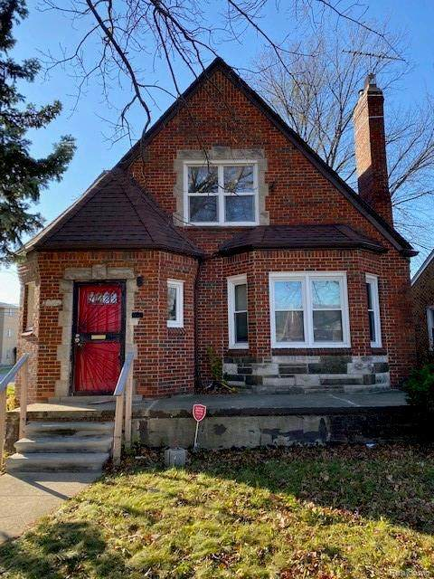 8505 Prest St, Detroit, MI 48228 (MLS #R2200097077) :: Berkshire Hathaway HomeServices Snyder & Company, Realtors®